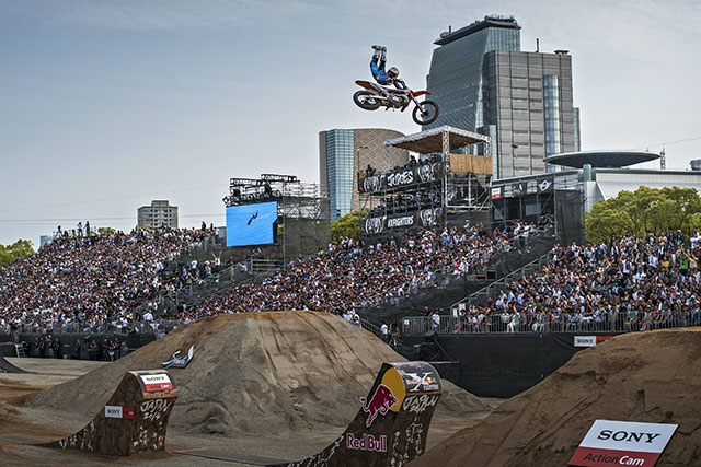 » Red Bull X-Fighters OSAKA 2014特番放送決定!