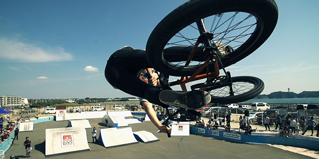 » Red Bull Local Hero Tour BMX Story Clip