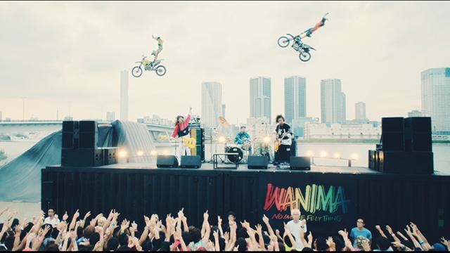 "» WANIMA ""THANX"" MV"