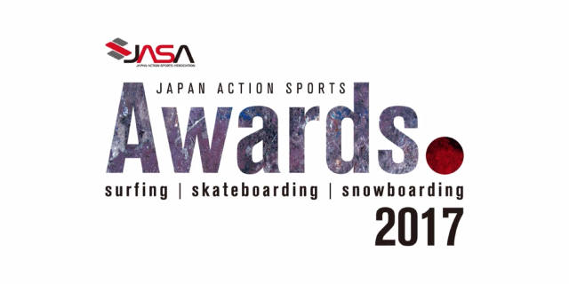 » Japan Action Sports Awords 2017 Abeam TV中継