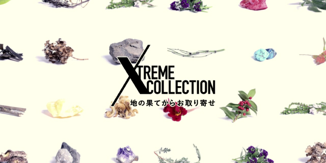 » NISSAN X-TRAIL × amazon「XTREME COLLECTION」