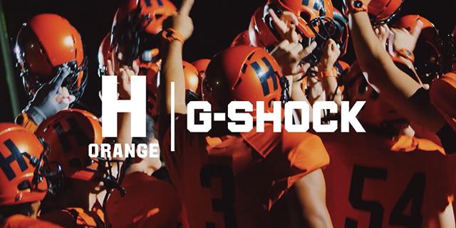 » G-SHOCK G-SQUAD