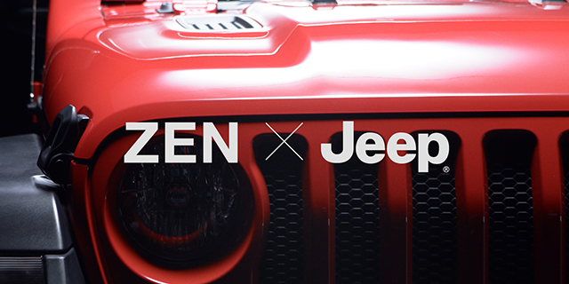 » ZEN × Jeep | Jeep Real Games